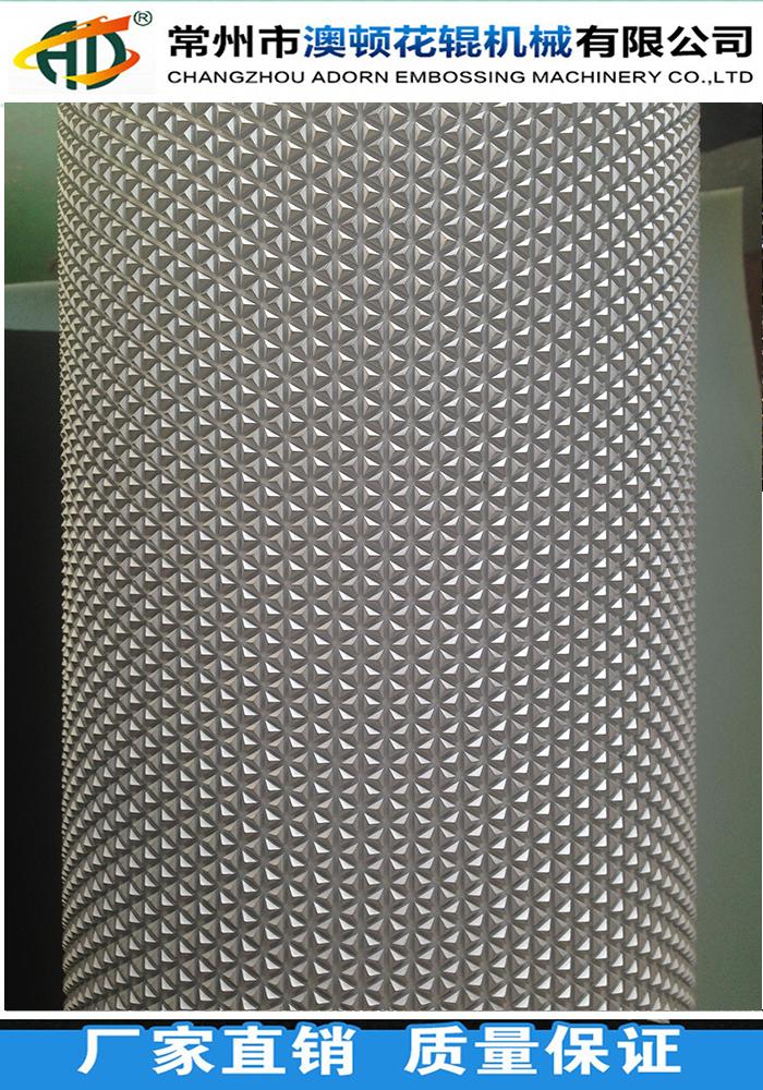 浅析壁纸花辊和铝箔花辊